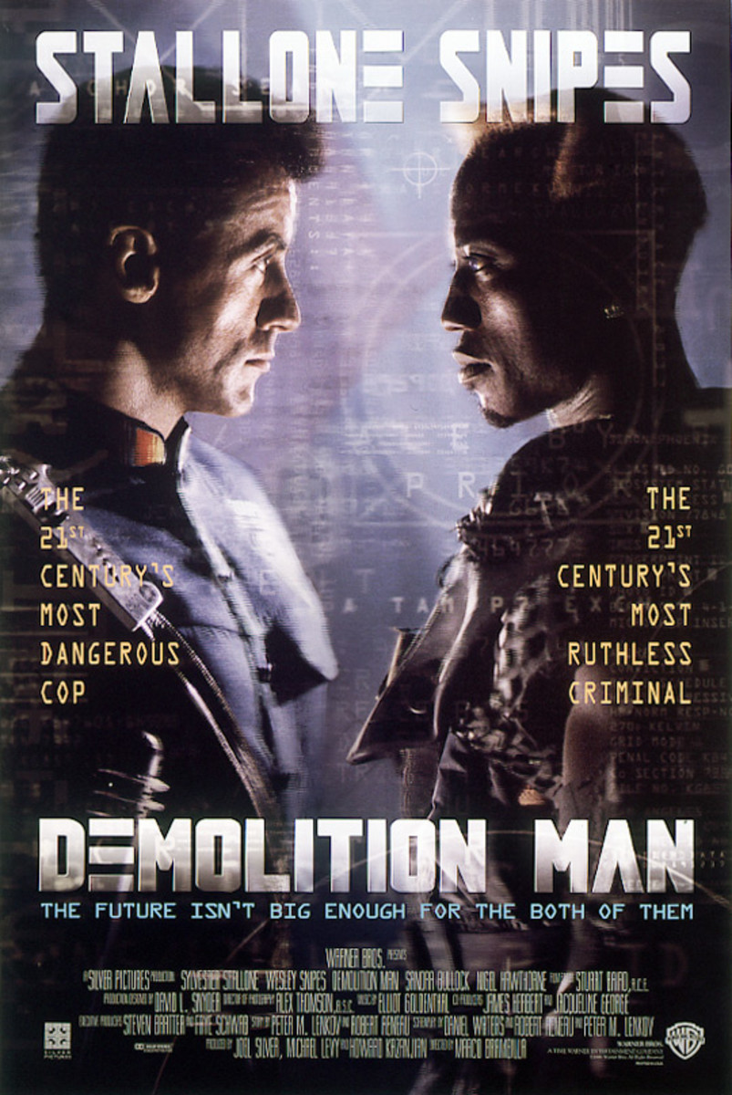Fantastic satire and solid action along with a spectacularly kooky villain by Wesley Snipes.
