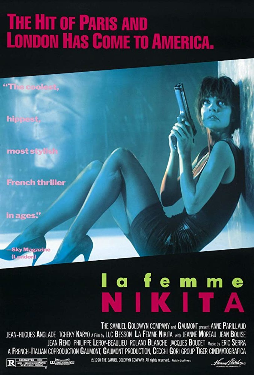 This was a tough call. 'Le Femme Nikita' is a masterpiece. The only problem is that I don't know if I can call it an ACTION masterpiece as I find it to be more of a thriller/drama with a few awesome action beats in it.