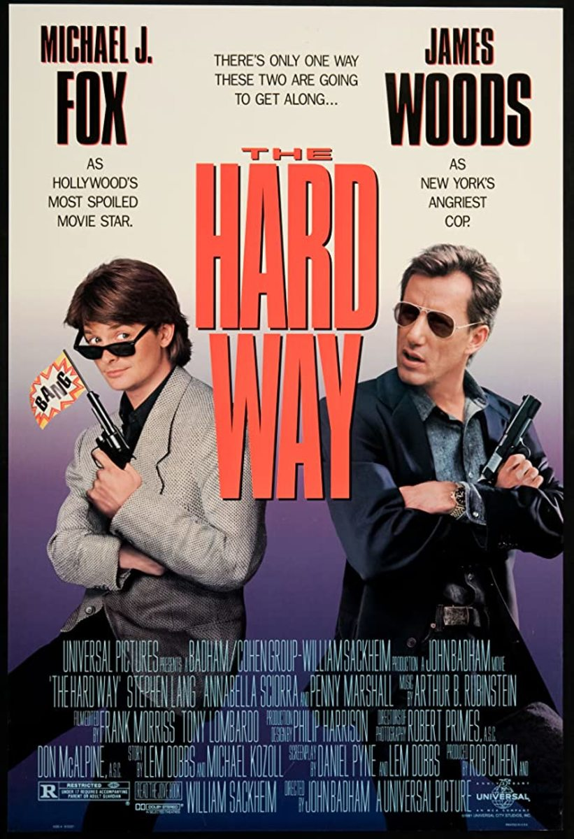 Severely underrated buddy-cop movie, I somewhat regret not putting it on the official list just to bring it more attention that it needs... Please see it!