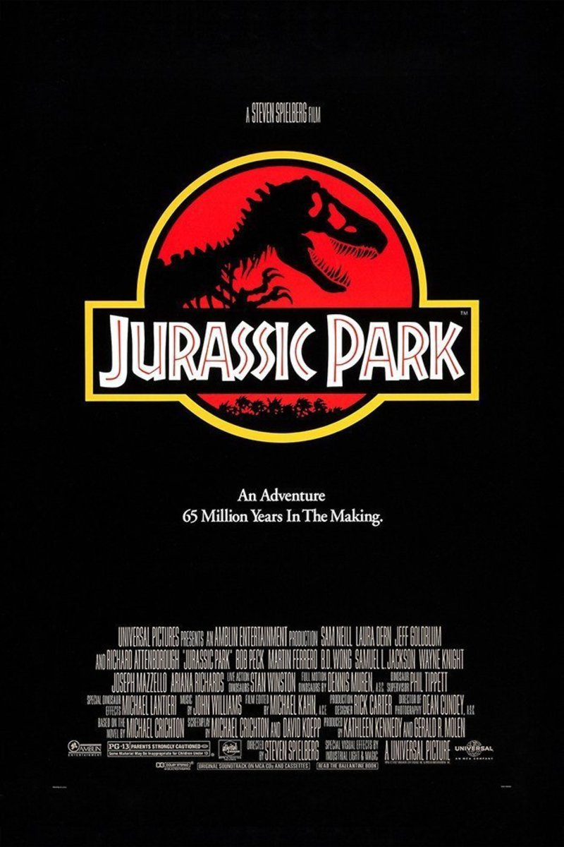 I'm already feeling as though I may have made a mistake not including one of the most celebrated films of the '90s. However what it came down to was that I didn't see 'Jurassic Park' as enough of a true action picture, but more of a sci-fi adventure.