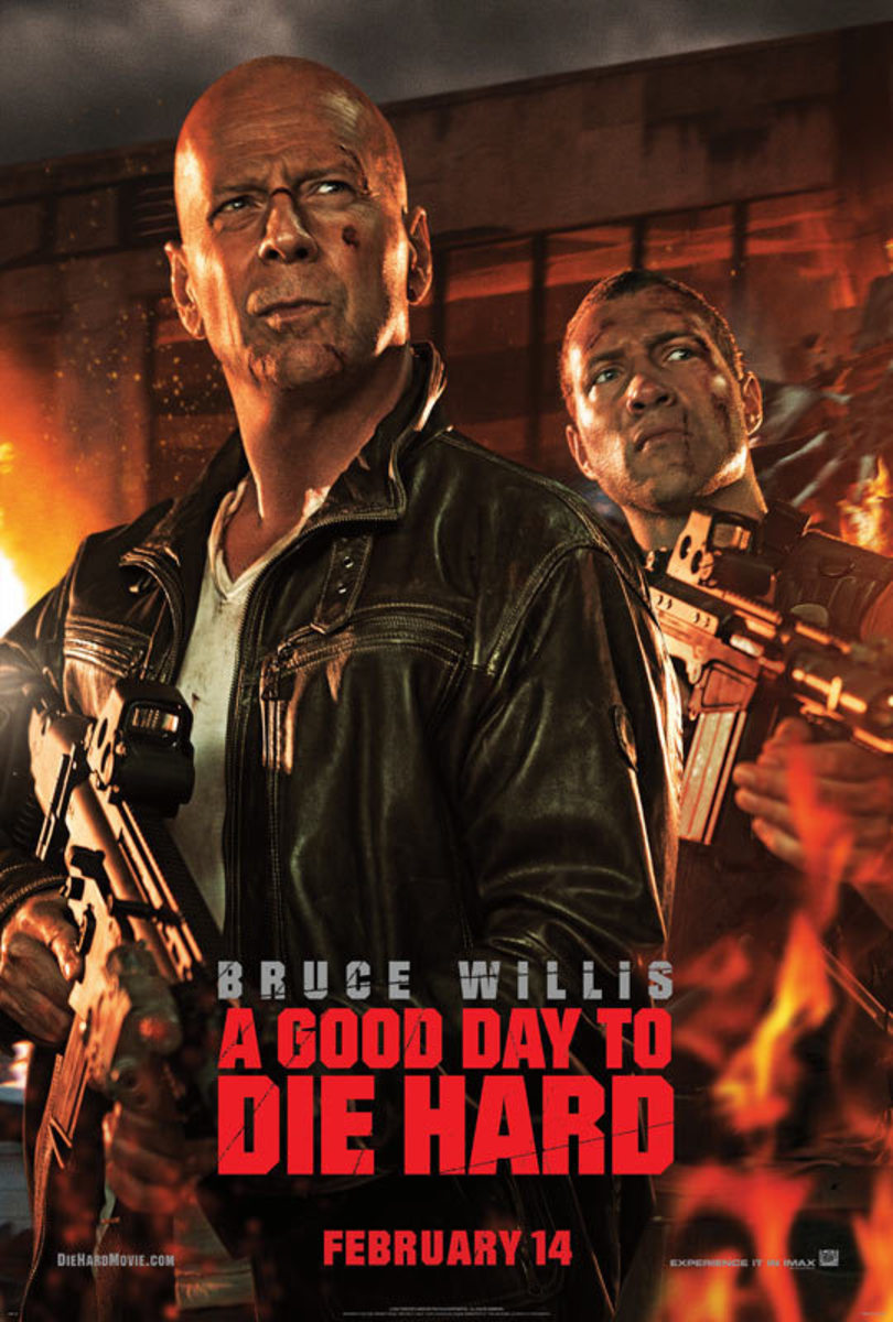 Ugh... F*ck you, 'Die Hard 5'!