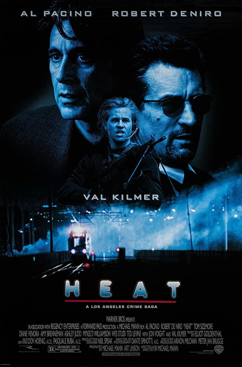 A crime thriller/drama masterpiece, not enough action beats to include in the list though so I depressingly had to leave it off.