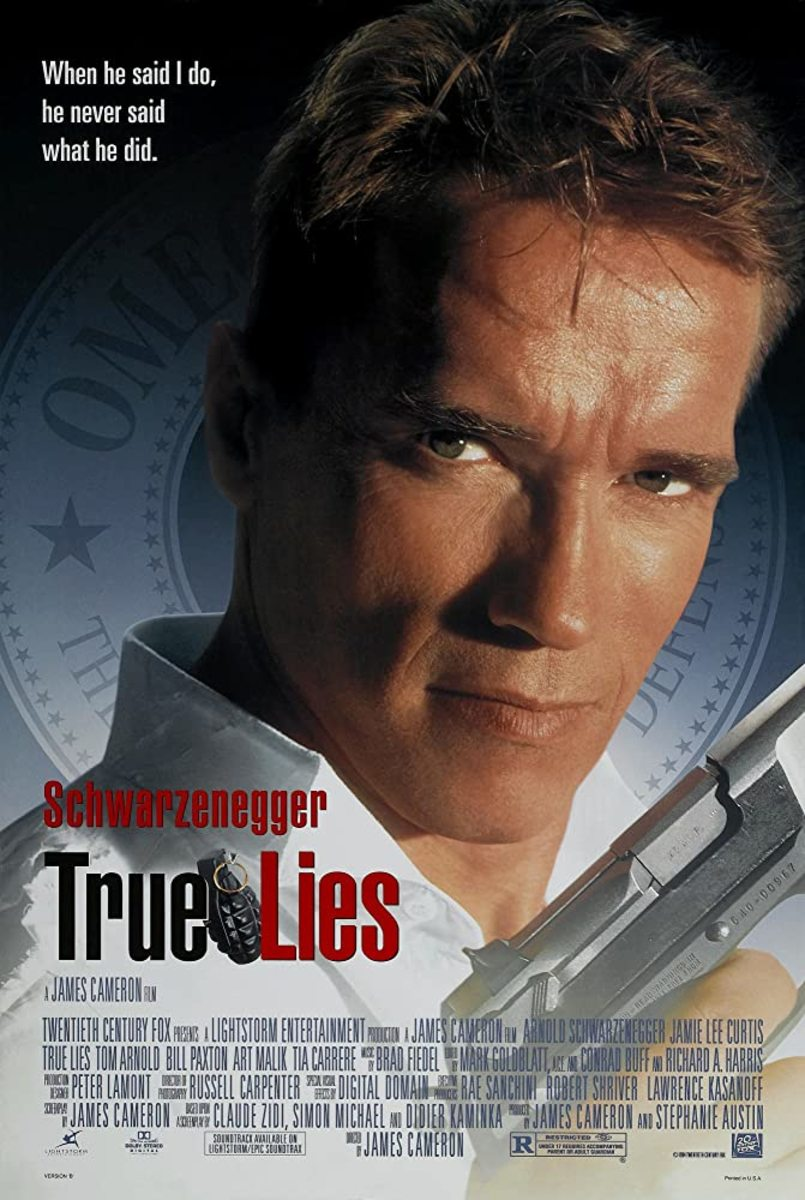 The dynamic between Arnold Schwarzenegger and Jaimie Lee Curtis is some of the best material to come out of the 1990s with Curtis absolutely stealing the show with her performance.
