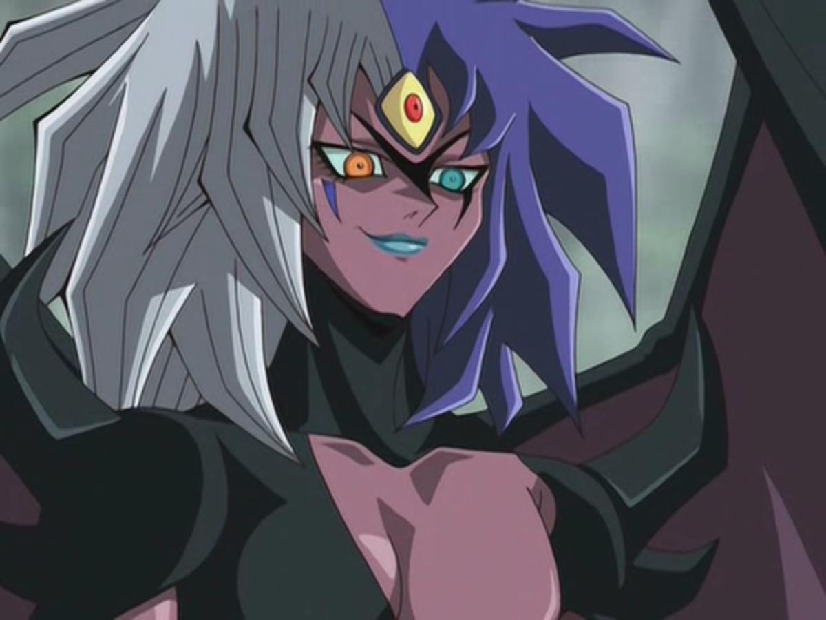 Funnily enough, she's actually a fairly terrifying villain.
