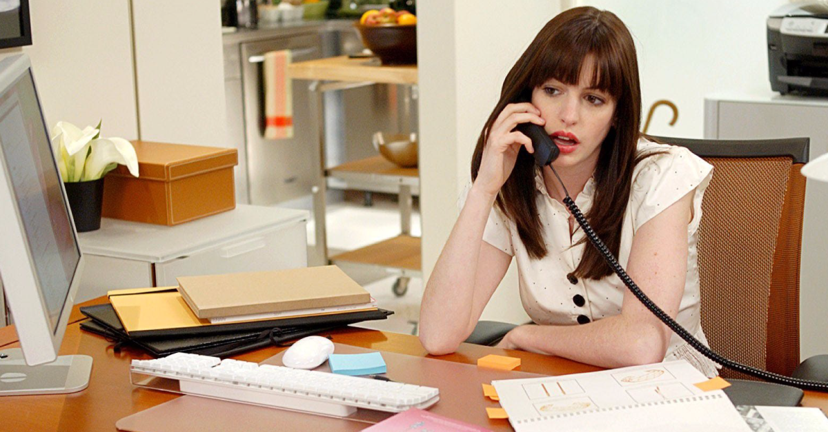Feeling uninspired at work? These movies might give you the boost you need!