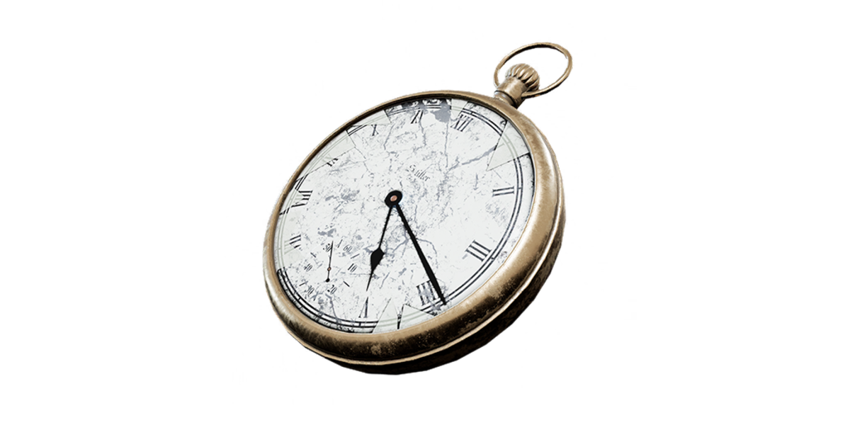 The Pocket Watch.