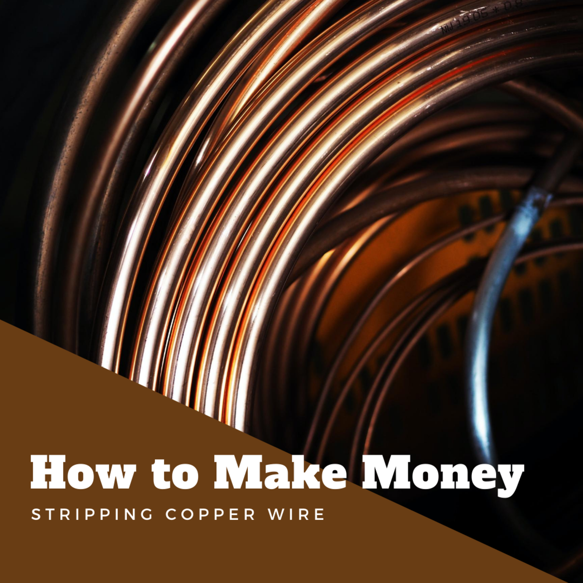 How Much Is Stripped Copper Wire Worth as Scrap?