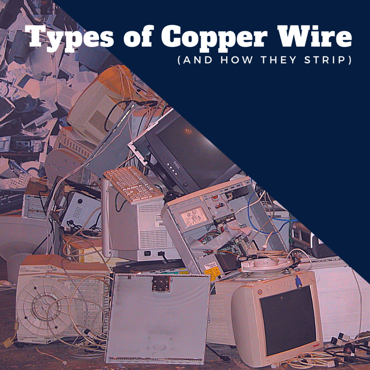 What Types of Wire Contain Copper?