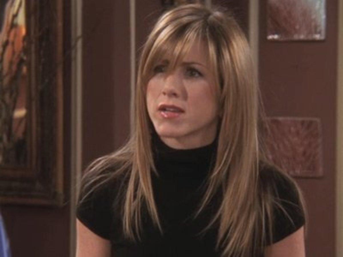 The (Hair)volution of Rachel Green From Friends   ReelRundown