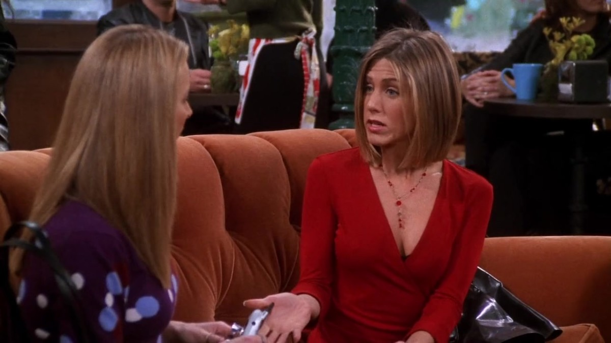 The (Hair)volution of Rachel Green From Friends | ReelRundown