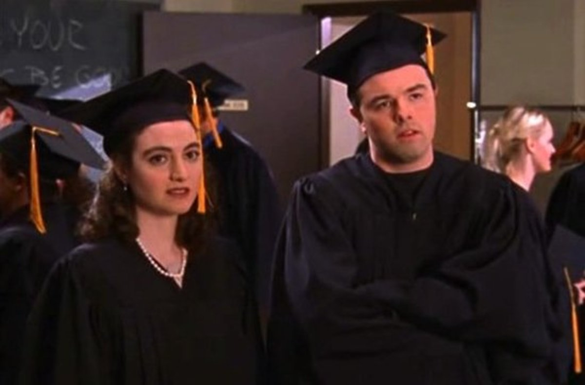 Seth MacFarlane in the 2002 episode.