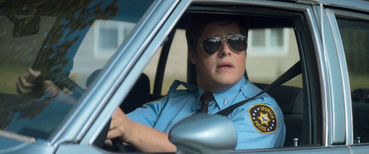 "Rich Sommer as Wayne Mackey in, ""Summer of 84."""