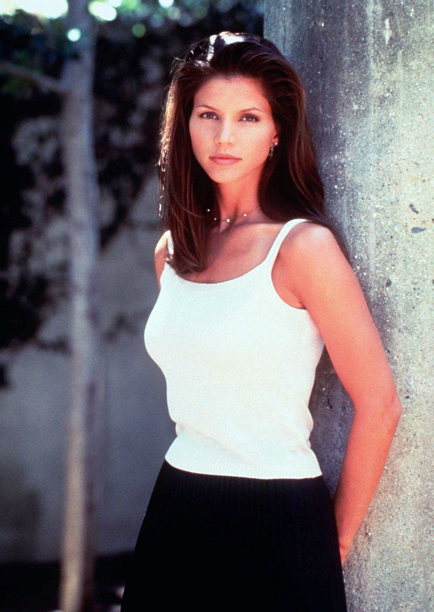 Charisma Carpenter was 27 when the show first aired.