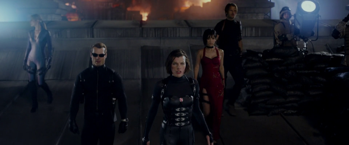 Resident Evil Retribution Review The Beginning Of The End