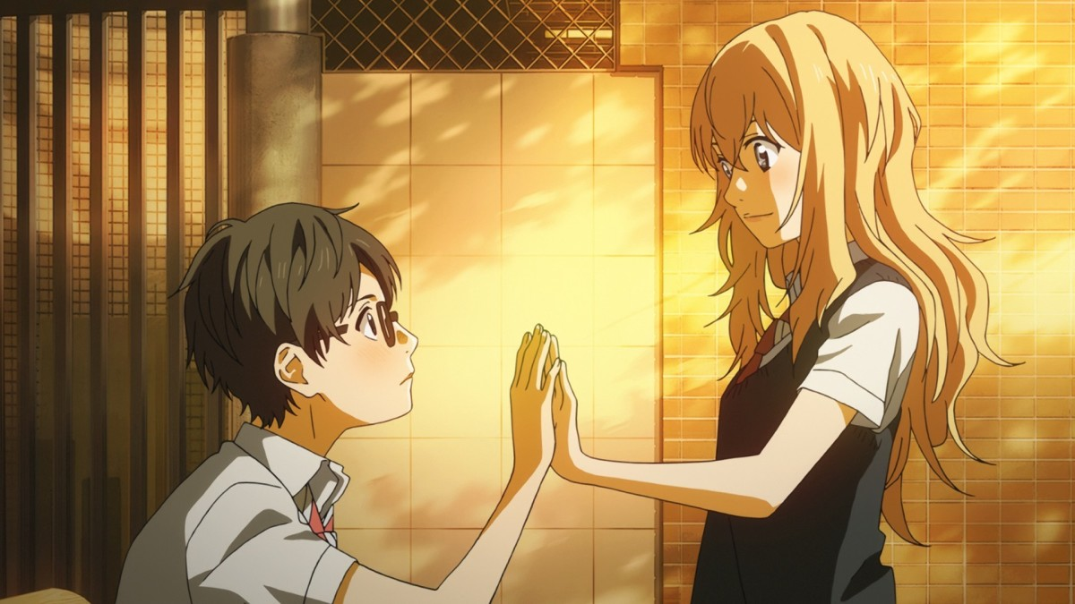 Your Lie in April | 10 Best High School Romance Anime