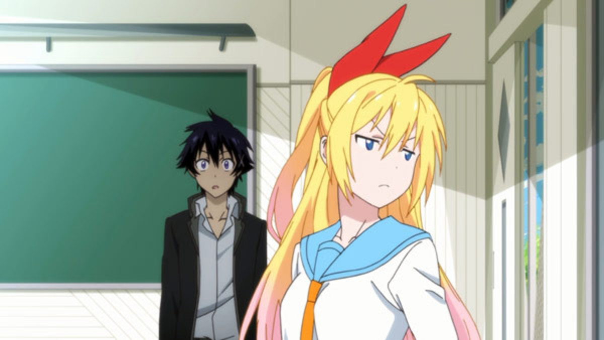Nisekoi (Nisekoi: False Love) | 10 Best High School Romance Anime