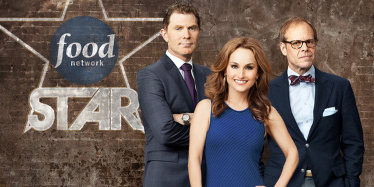 Food Network Star judges