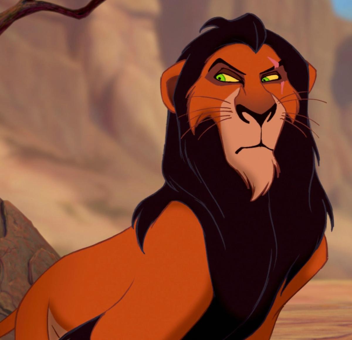 """Run. Run away, Simba . . . and never return."""