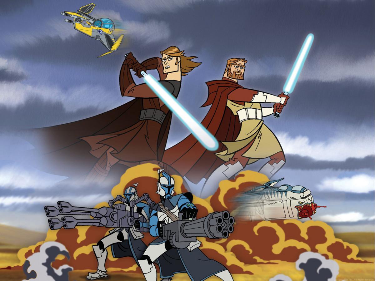 Star Wars: The Clone Wars (original)