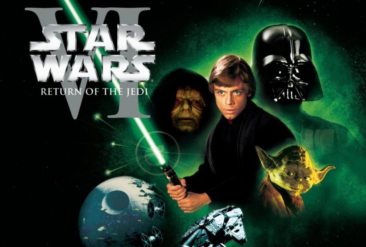 Star Wars Episode 6: Return of the Jedi