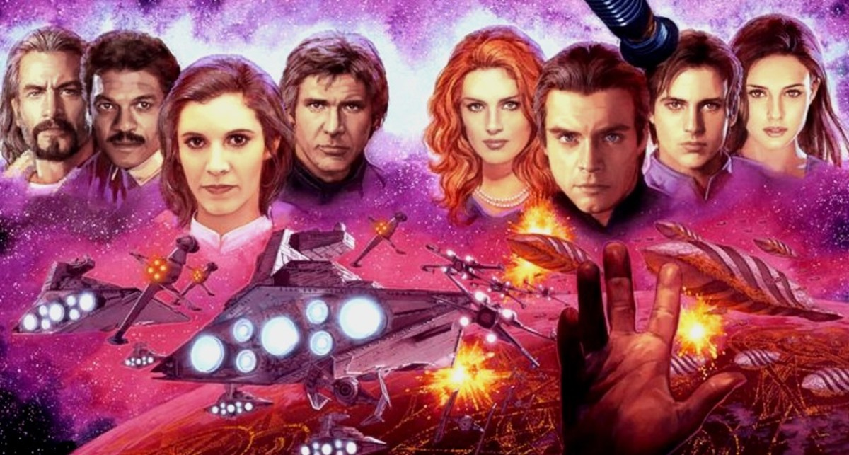 Expanded Universe characters