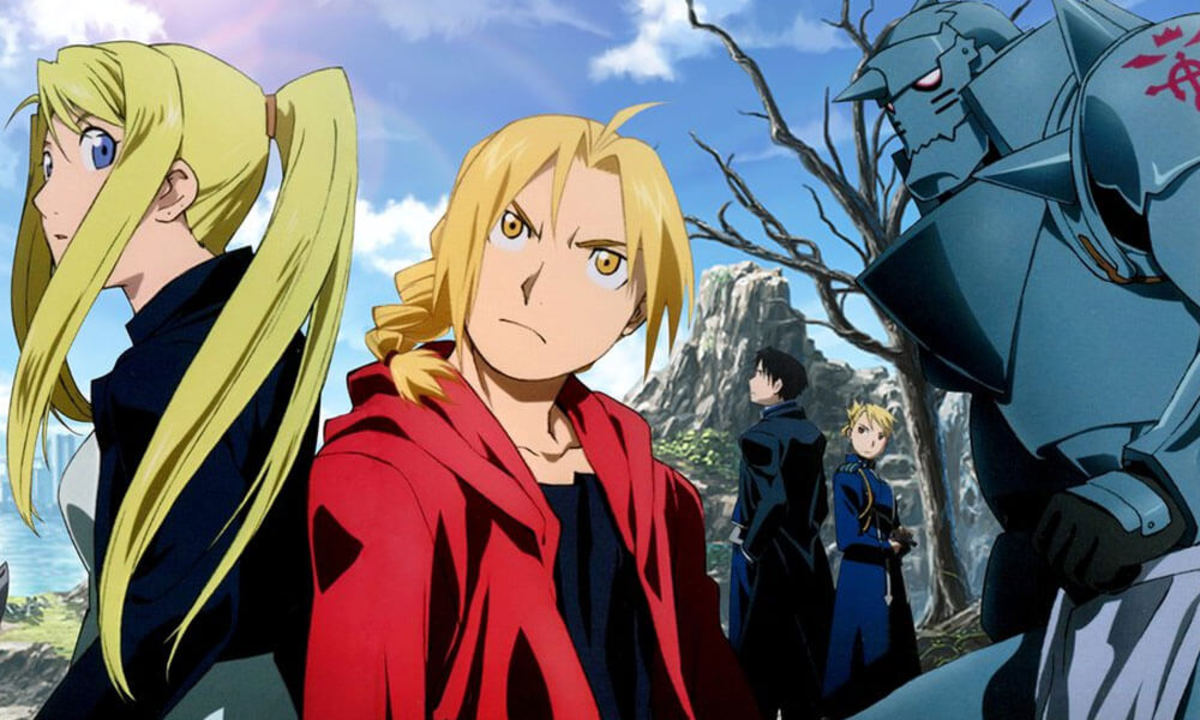 Fullmetal Alchemist | Top 10 Most Popular Anime of All Time