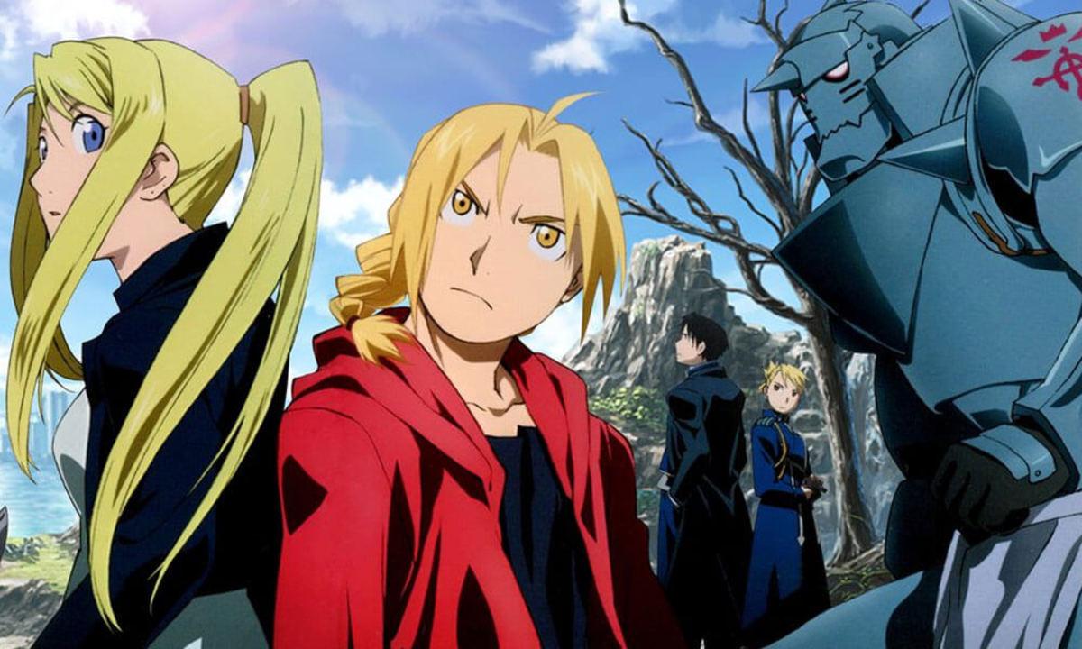 Fullmetal Alchemist   Top 10 Most Popular Anime of All Time