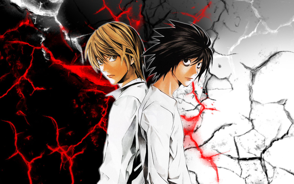 Death Note | Top 10 Most Popular Anime of All Time