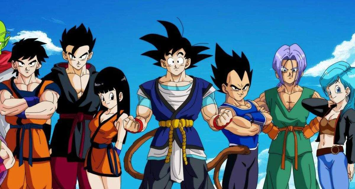 Dragon Ball   Top 10 Most Popular Anime of All Time