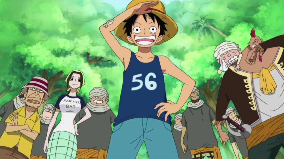 One Piece | Top 10 Most Popular Anime of All Time