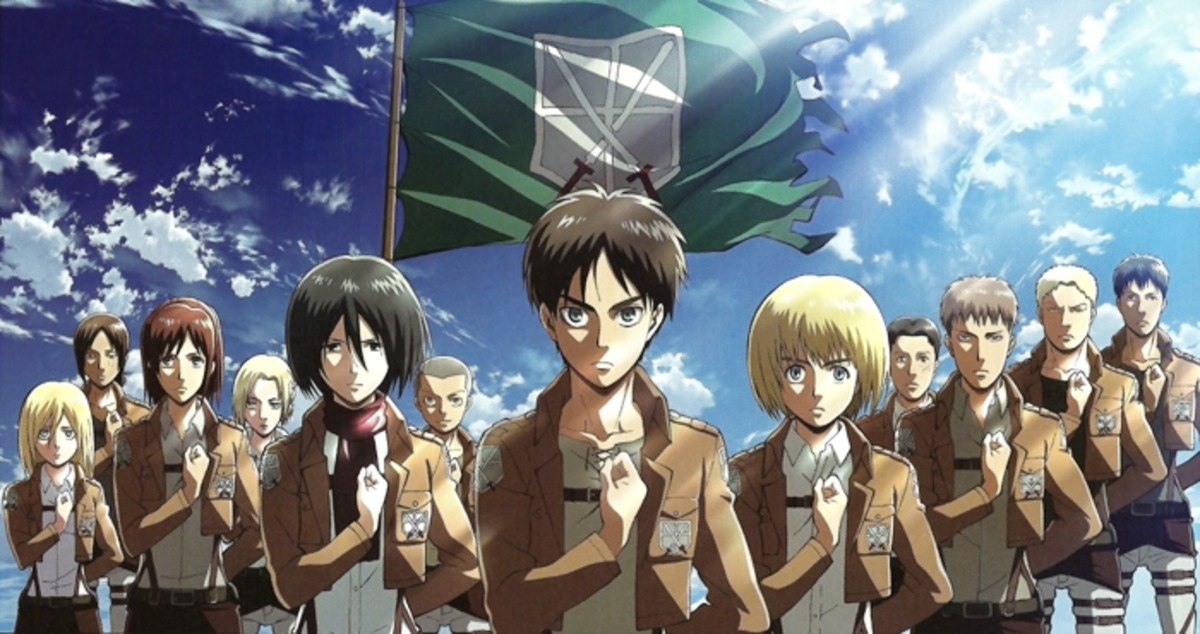 Attack on Titan | Top 10 Most Popular Anime of All Time