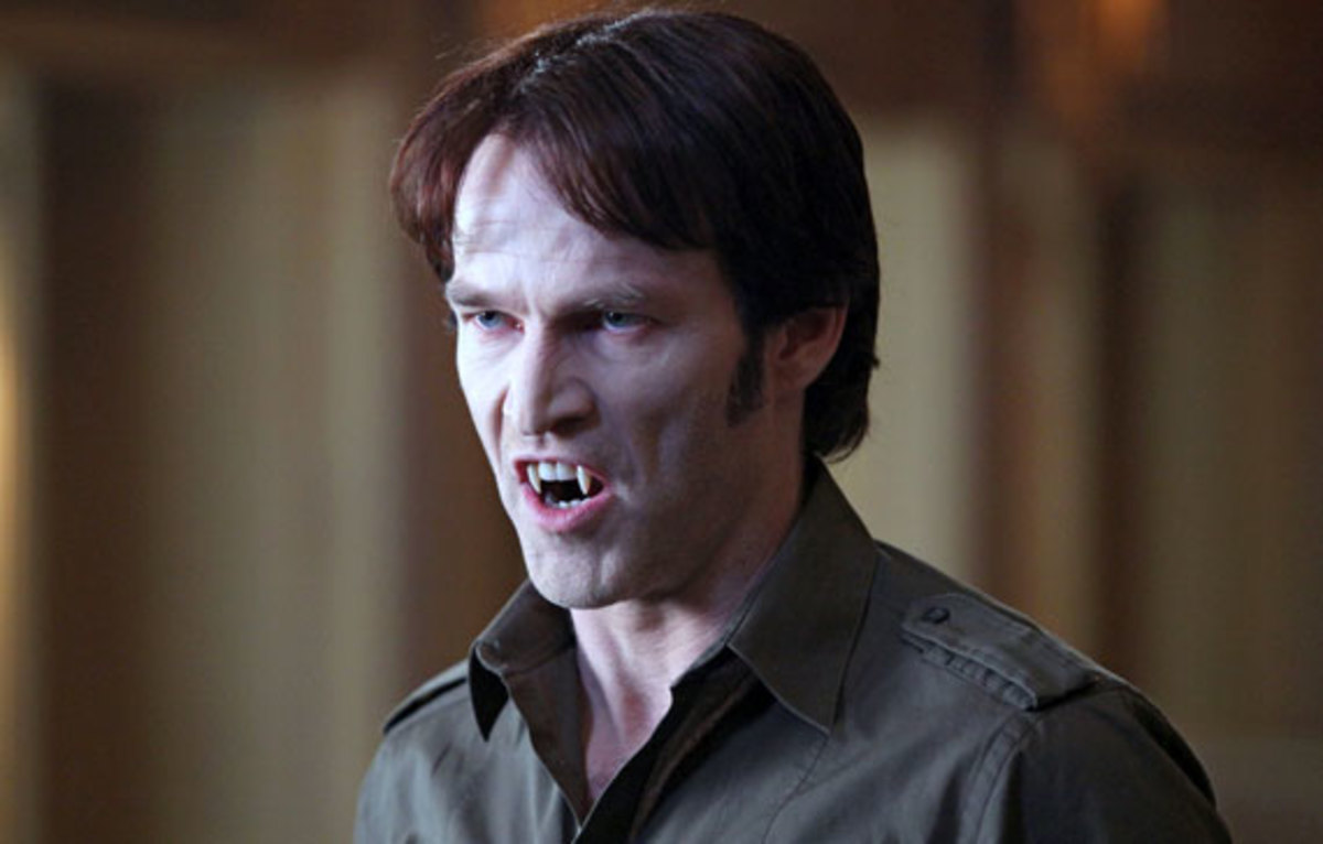 Stephen Moyer as Bill Compton.