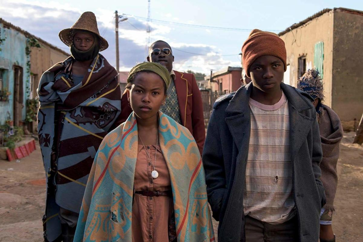 "The self-proclaimed five fighters of freedom in, ""Five Fingers for Marseilles."""
