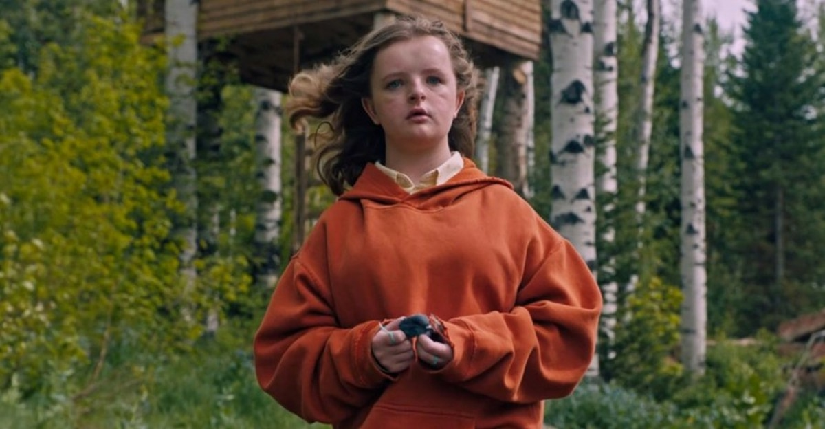 Charlie played by Millie Shapiro