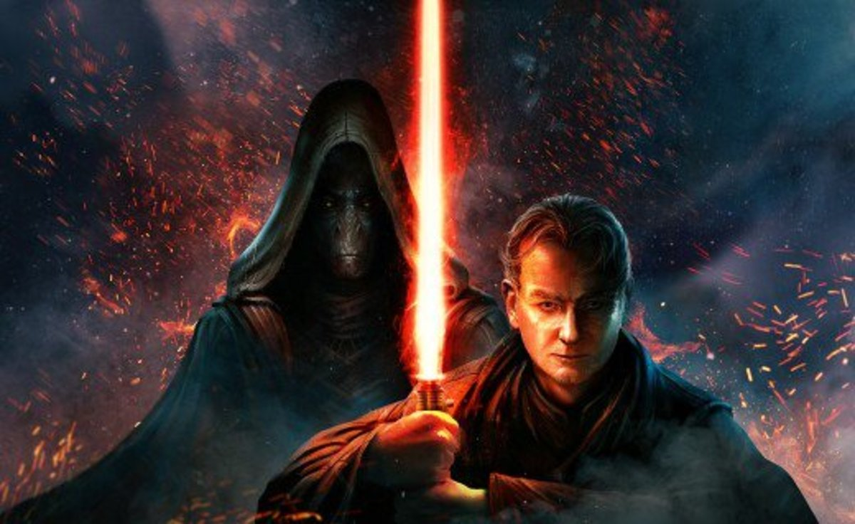 Darth Plagueis and Palpatine