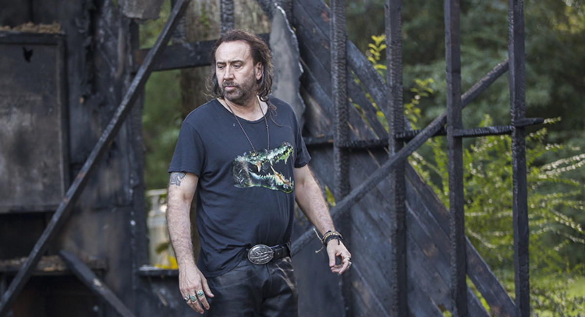"Do you think Joe (Nicolas Cage) wears boxers or briefs in, ""Between Worlds?"" The answer may surprise you."