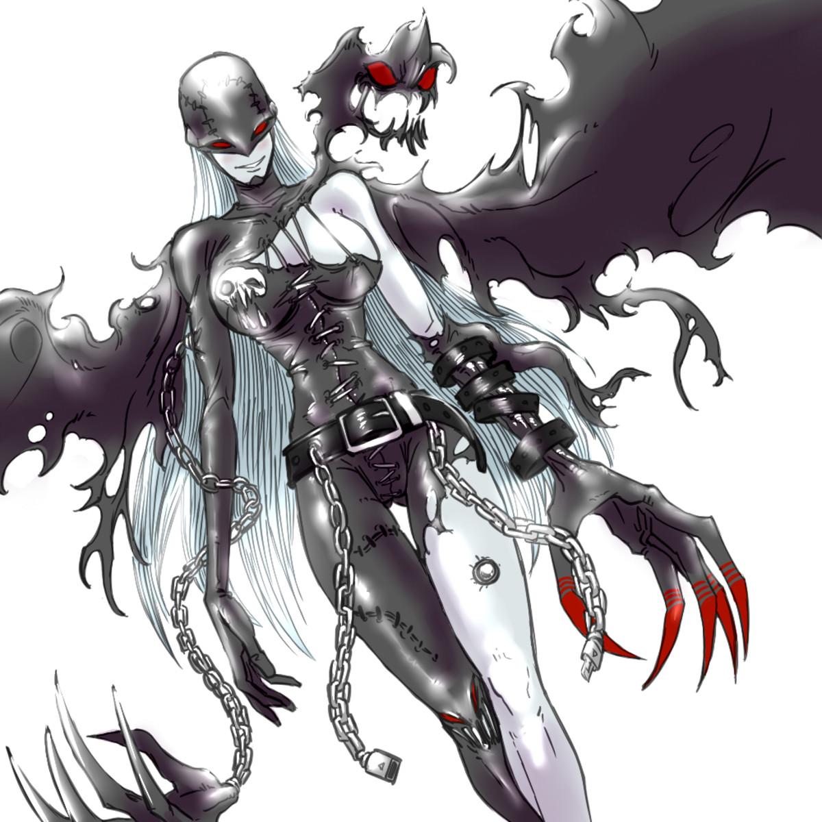 LadyDevimon