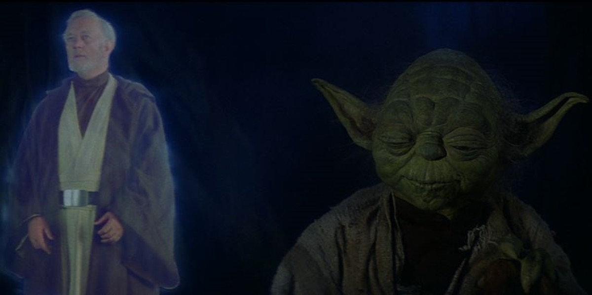 """Yoda tells Obi-Wan """"there is another"""""""