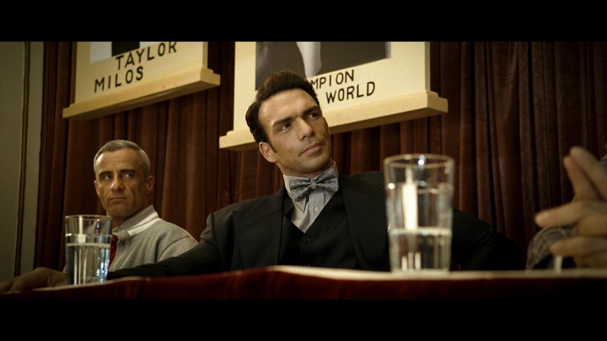 "Darren Shahlavi as Taylor ""The Twister"" Miller. #twistermiller #ipman22010"