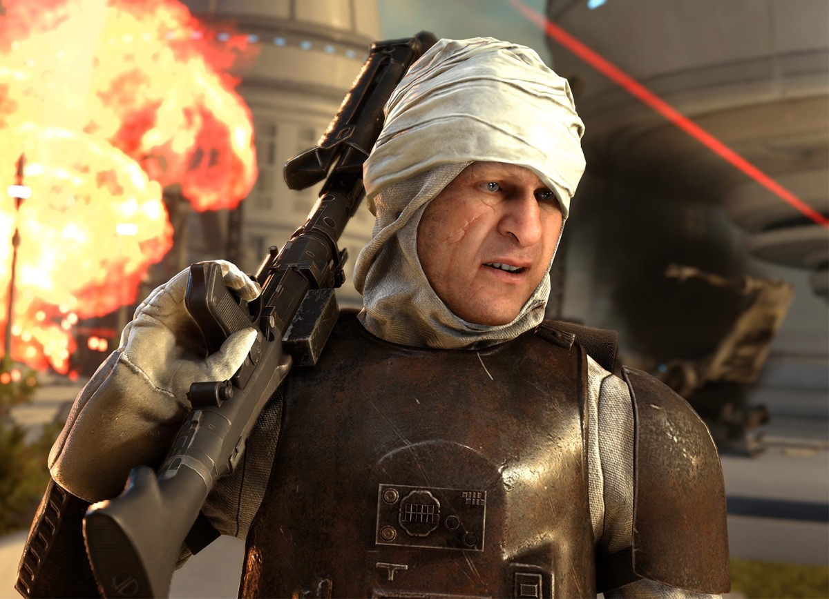 Dengar in Star Wars Battlefront