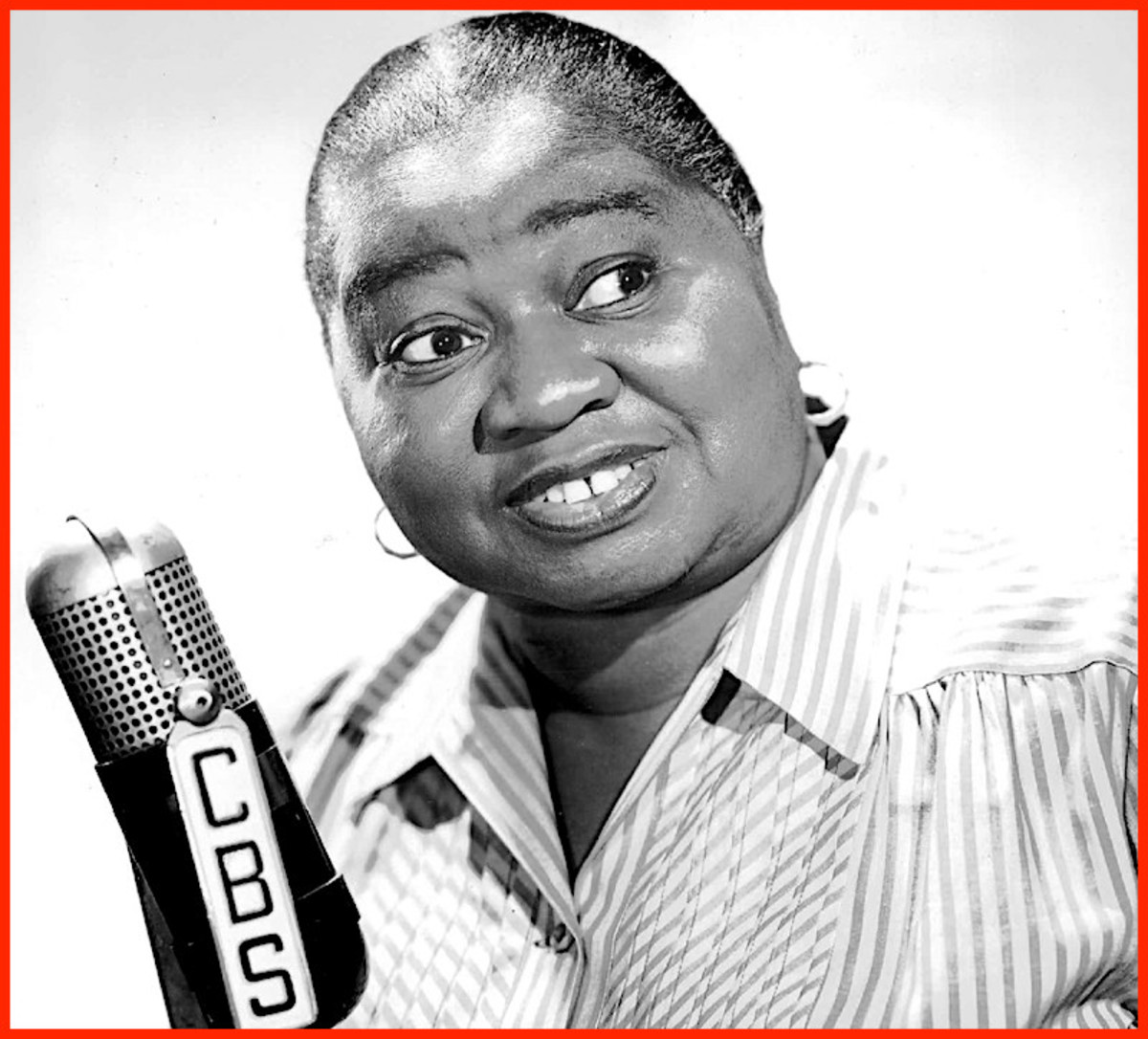Before she became famous for being the first African-American to win an Oscar, Hattie McDaniel had a successful career as a singer and songwriter on radio.