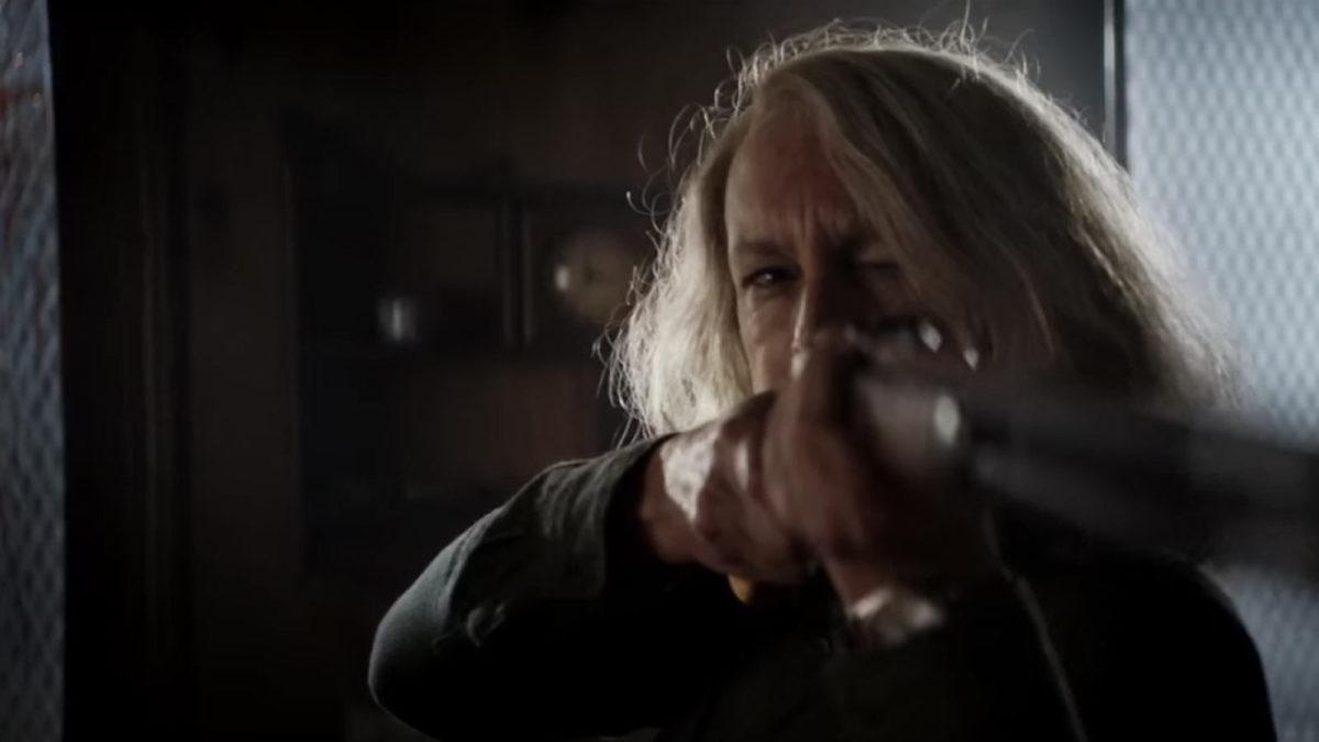 """Jamie Lee Curtis is back as Laurie Strode in, """"Halloween."""""""