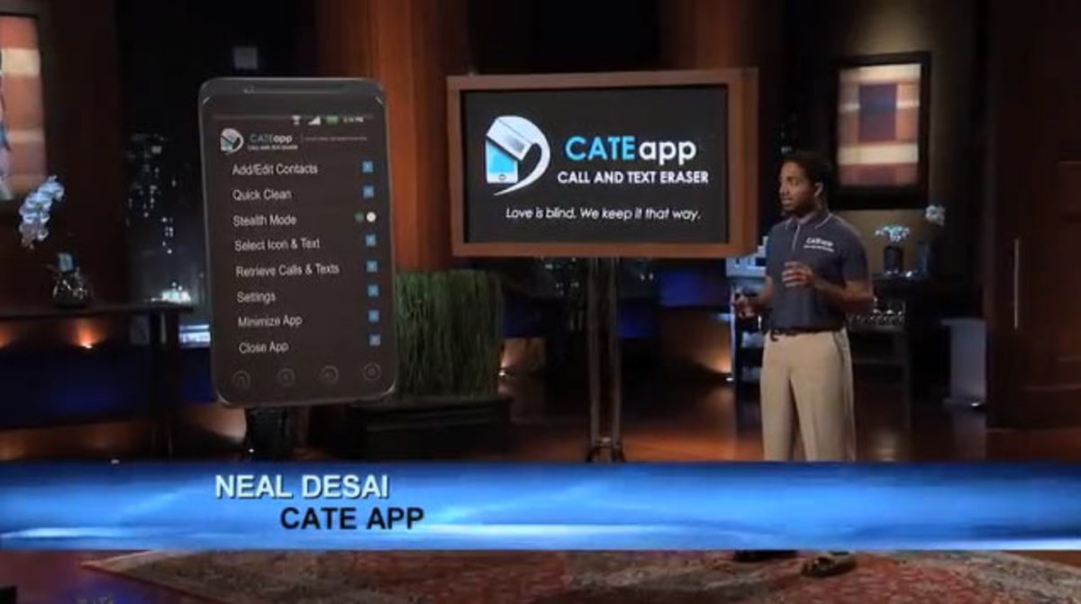 The Cate App is the ultimate cheater's app.