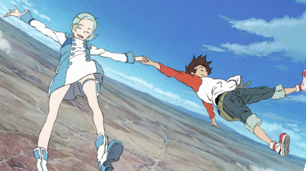 Eureka Seven (image courtesy of Studio Bones)