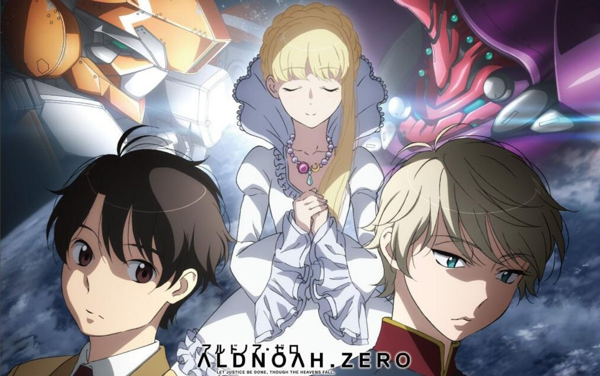 Aldnoah.Zero (image courtesy of Aniplex)