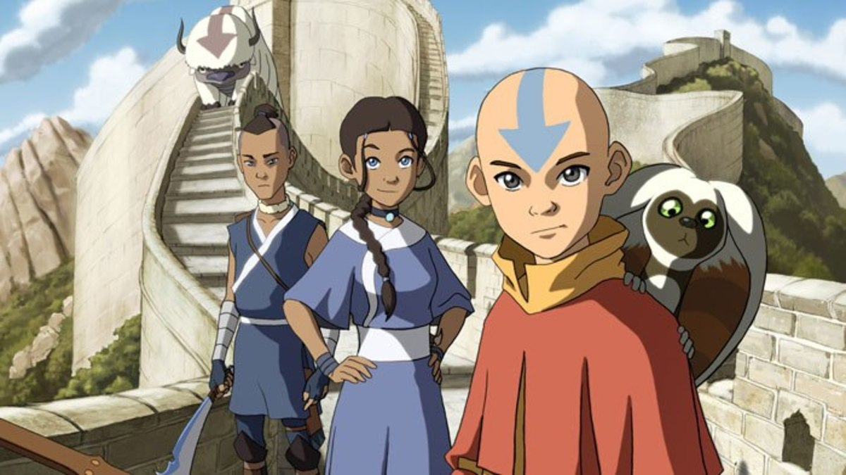 Avatar: The Last Airbender (image courtesy of Dreamworks)