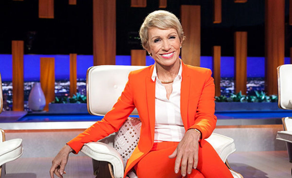 """Barbara Corcoran's penchant for saying """"I'm Out"""" has been a source of amusement for Shark Tank fans."""