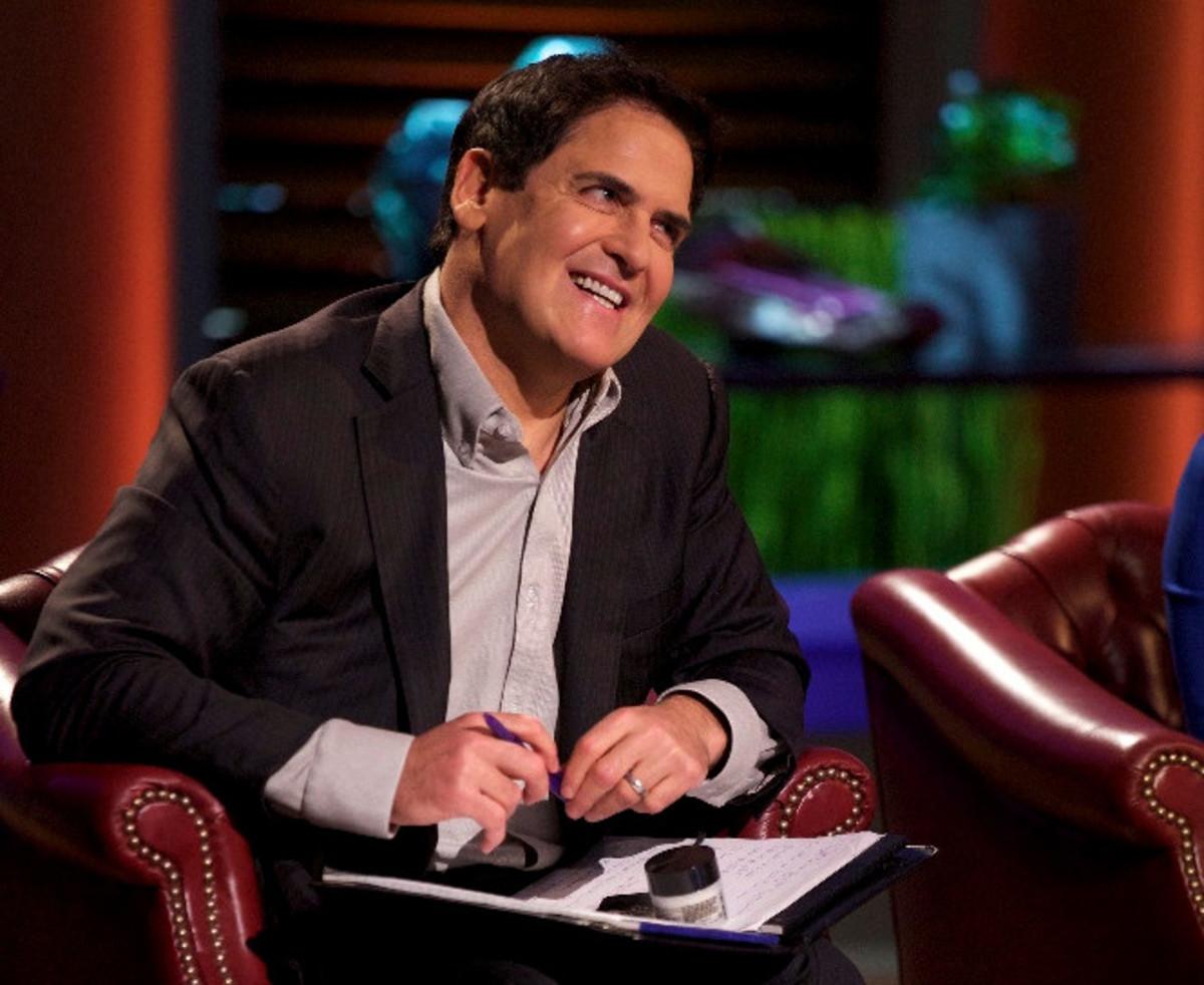 Mark Cuban was a catalyst for increasing Shark Tank ratings.