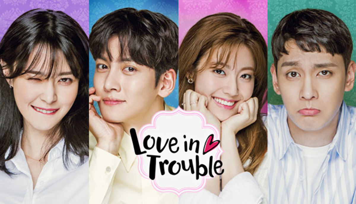 Suspicious Partner (AKA Love in Trouble) is a suspense-filled, romantic thrill ride steeped in crime, love, and mystery.
