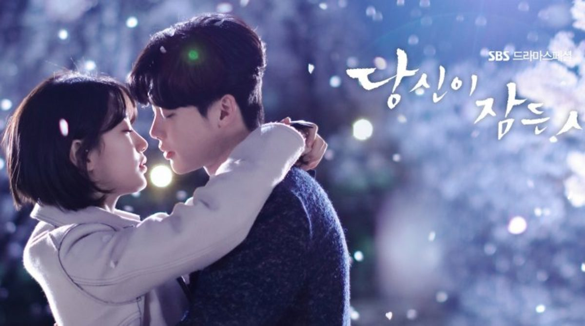 While You Were Sleeping adds an element of fantasy to the romantic drama genre.